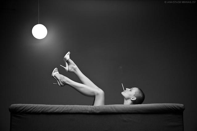 ESTERGOM - Girl Moon Cigarette.