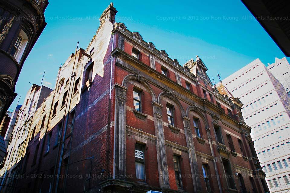 Architecture @ Melbourne
