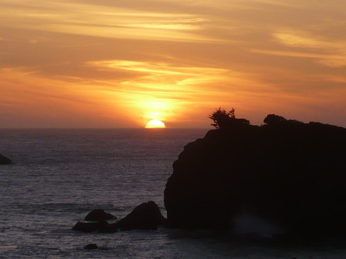 sunset crescentcity