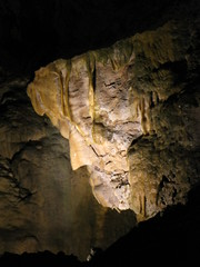Crystal Cave - Abraham Lincoln