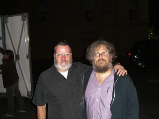 Tom V Ray & Jon Rauhouse - Glasgow 2009