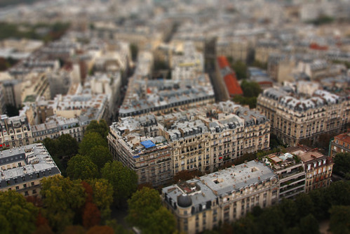 Paris Tiltshift [explored]