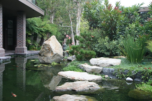 La Jolla Farms Stream & Pond
