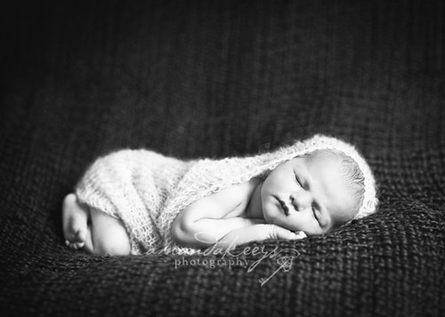 Dreaming - Newborn Kids Photography