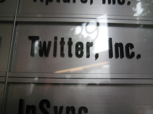 A Trip To Twitter Offices