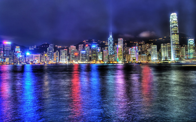 A Symphony of Light - Hong Kong