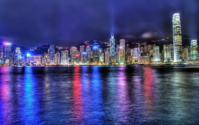 A Symphony of Light - Hong Kong
