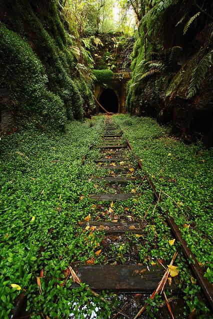 Abandoned Railway -