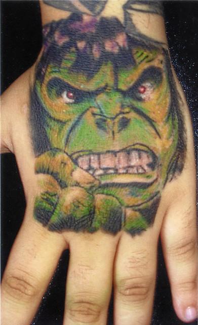tattoos by gavin