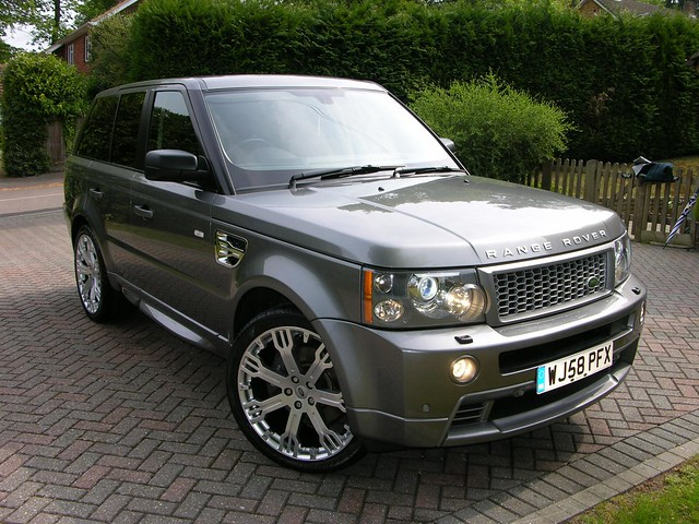 2008 range rover sport hst tdv8 flickr photo sharing. Black Bedroom Furniture Sets. Home Design Ideas