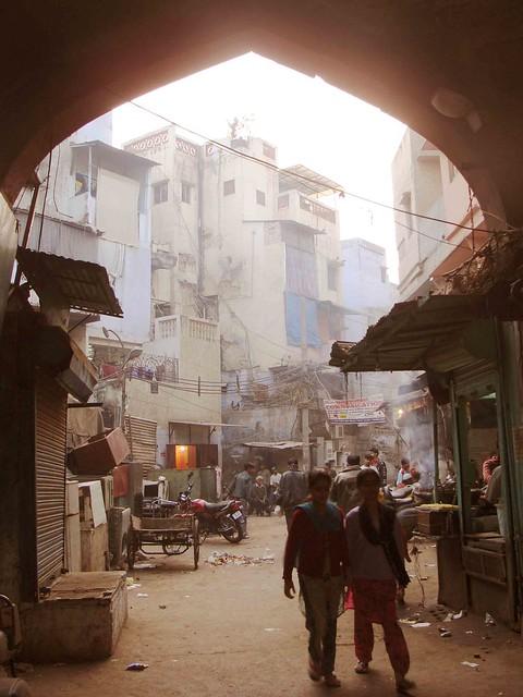 Old Delhi, New Delhi