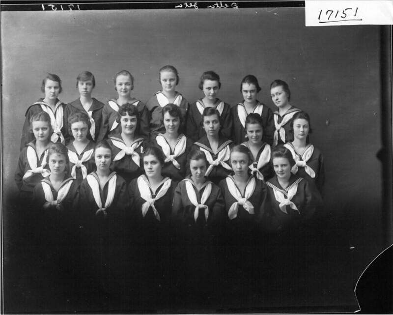 Miami University Delta Zeta chapter 1918