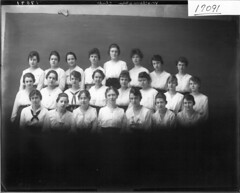 Western College Mathematics Club 1917