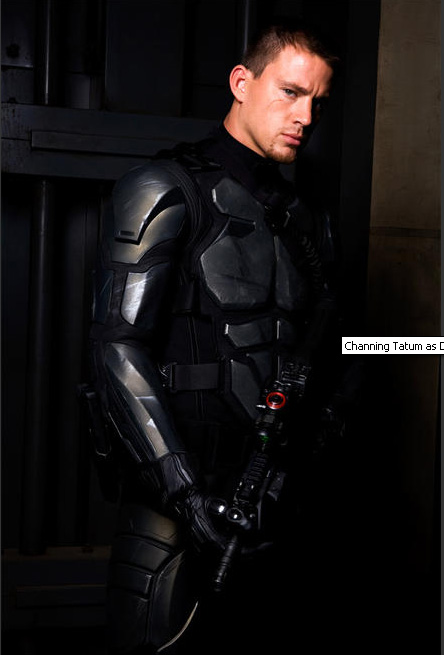 Channing Tatum as DUKE1