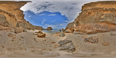 Sorrento: St Pauls Beach 9 Sorrento Vic Equirectangular