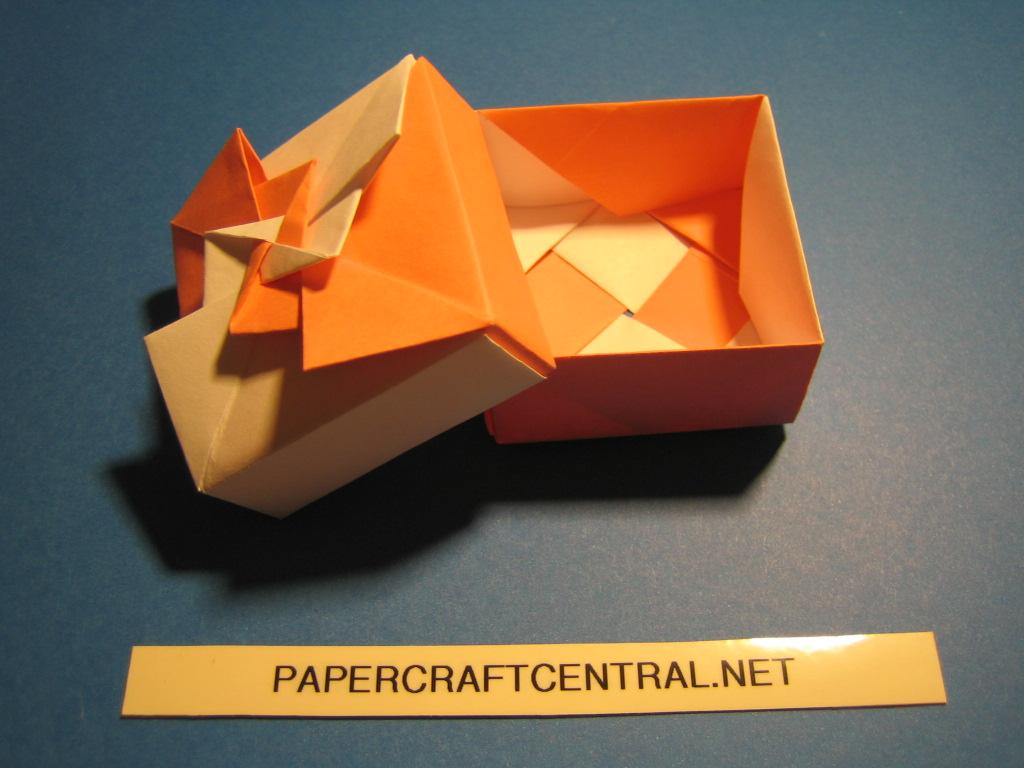 Origami Box Fancy Pinwheel A Photo On Flickriver Boxes Tomoko Fuse S