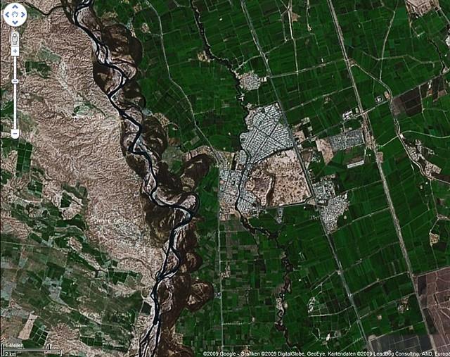 Susa Satellite Plan_Khuzestan_Iran