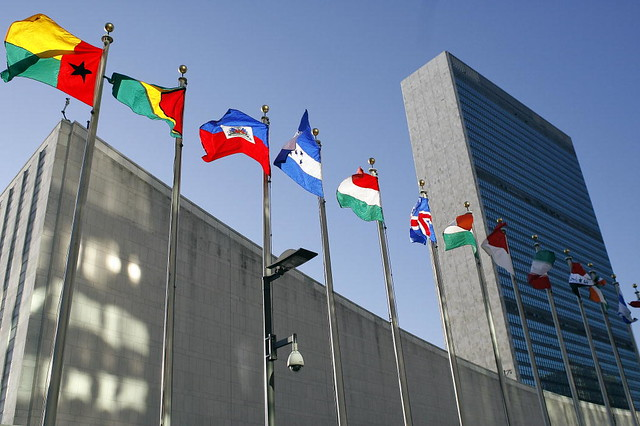 In 1945 on this day fifty nations gathered in San Francisco, California to begin the United Nations Conference on International Organizations. The goal was to replace the League of Nations, to stop wars between countries, and to provide a platform for dialogue. It would contain multiple subsidiary organizations to carry out its missions.