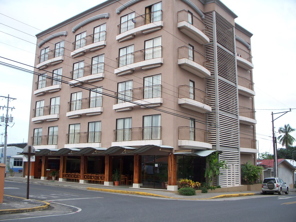 Hotel - La Fortuna, Costa Rica