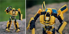 Movie deluxe bumblebee 1974