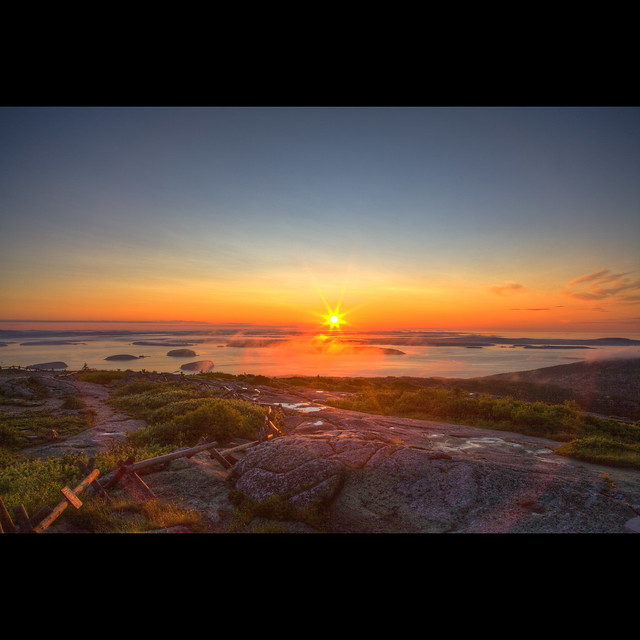 cadillac mountain sunrise hdr flickr photo sharing. Cars Review. Best American Auto & Cars Review