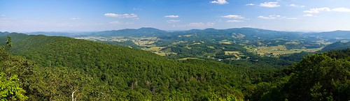 mountains virginia scenicviews jeffersonnationalforest mountrogersnationalrecreationarea comersrock
