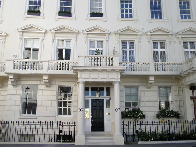 Belgravia London Some Of London 39 S Smartest Streets