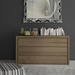 "Mazzali: ""WIND"" chest of drawers / il comò SLIM"