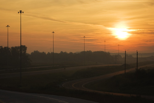 orange sun nature clouds sunrise canon highway sigma