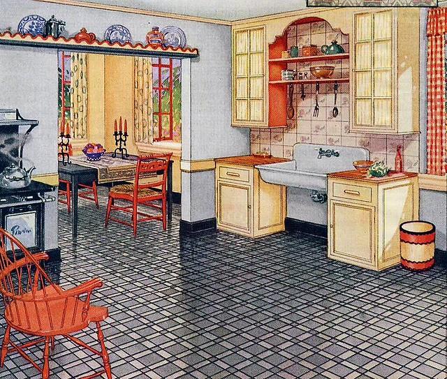 1926 kitchen flickr photo sharing
