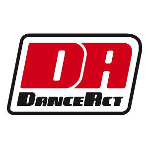 DanceAct Tantsustuudio uus logotüüp