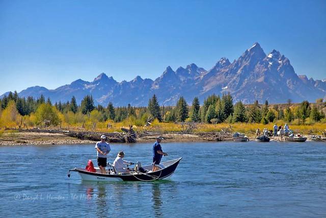 Snake river fly fishing grand teton national park for Grand river fishing