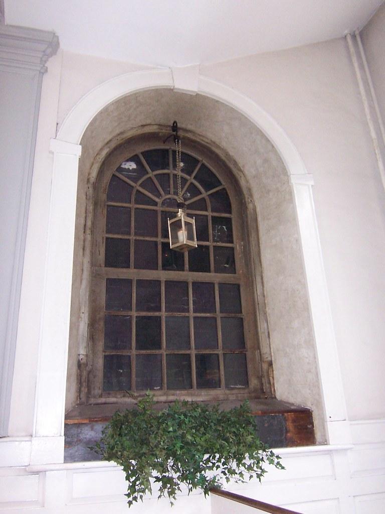 old north church window