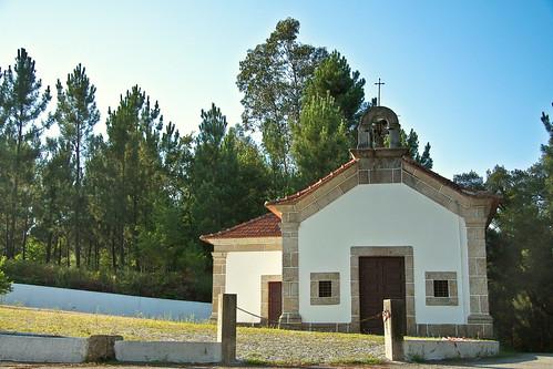 Capela de Sta. Bárbara - Sul - Portugal