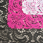 Lace place mats