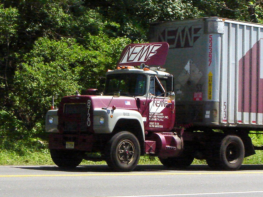 New england motor frieght for New england motor freight tracking