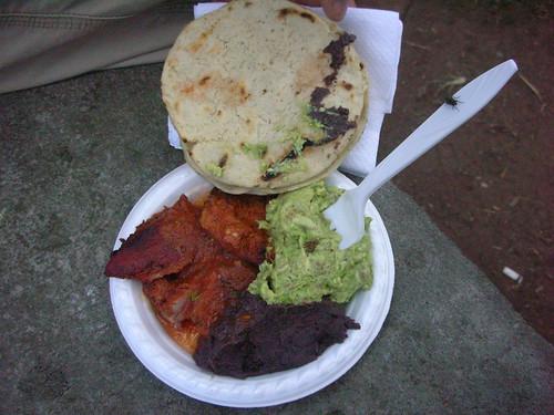 The pasta man street food in antigua guatemala for Antiguan cuisine