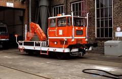 * DB  Bahndienstfahrzeuge # 1  verschiedene