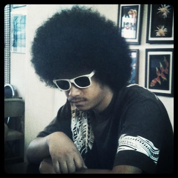 Header of Afroman