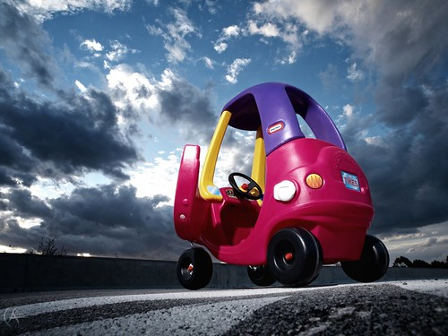 Lil Tykes - Cozy Coupe 03