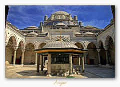 Sultan II. Bayezid Cami