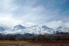 Sierra Madre Mountains California