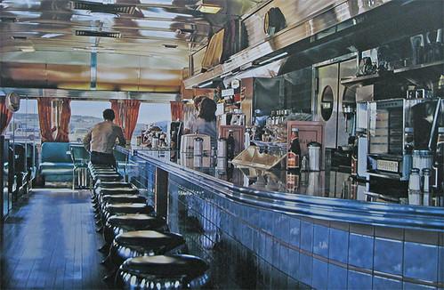 Goings, Ralph (1928 - ) 1982 Ralph's Diner