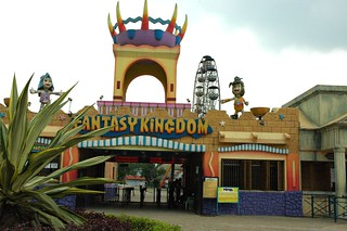 Have fun at Fantasy Kingdom Theme Park  - Things to do in Chittagong