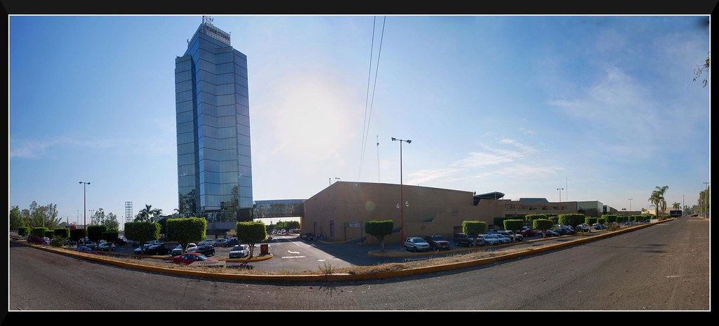 Panoramica Plaza Concentro Zapopan Jalisco Mexico