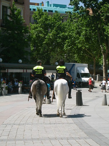 spanish cheval