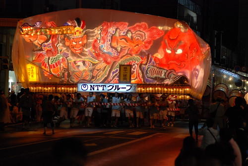 japan night aomori matsuri 青森 nebuta まつり ねぶた dsc9056
