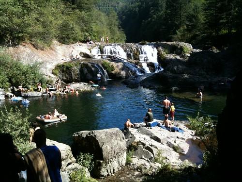 Oregon Swimming Holes