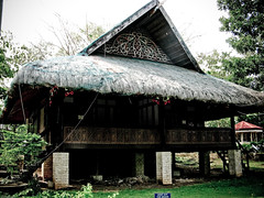 farm(0.0), shrine(0.0), tent(0.0), thatching(1.0), hut(1.0), shack(1.0), cottage(1.0), house(1.0), rural area(1.0),