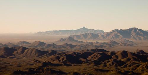 arizona mountain landscape flying explore southern